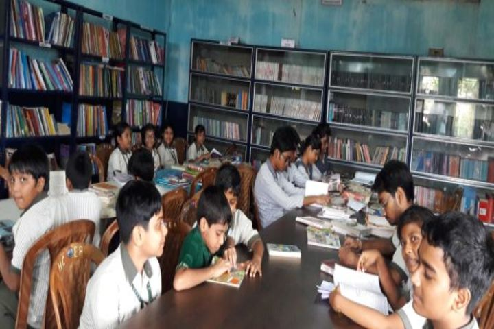 Holy Child English Academy-Library