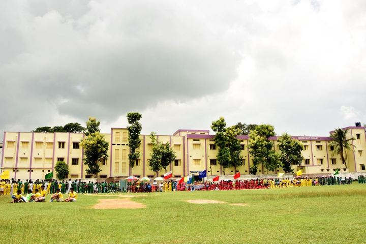 Sacred Heart School-Campus