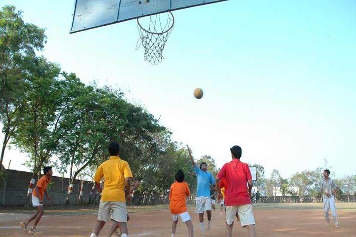KCP Siddhartha Adarsh Residential Public School - Basket Ball Court
