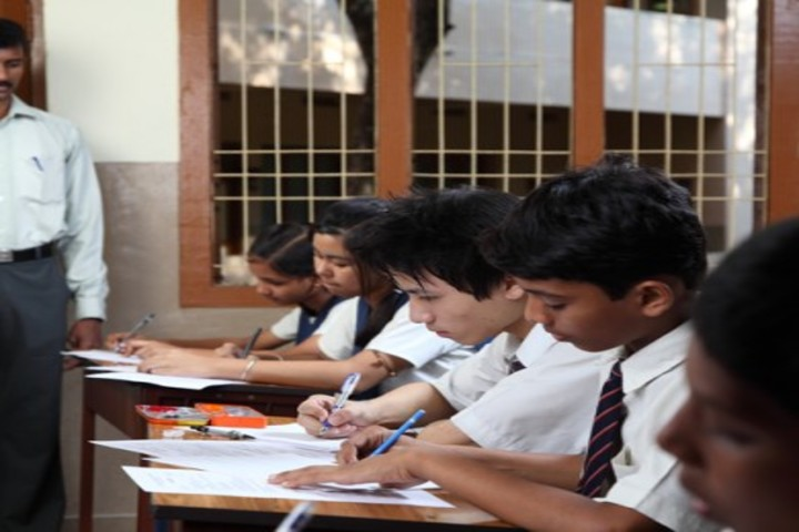 KCP Siddhartha Adarsh Residential Public School - Classrooms