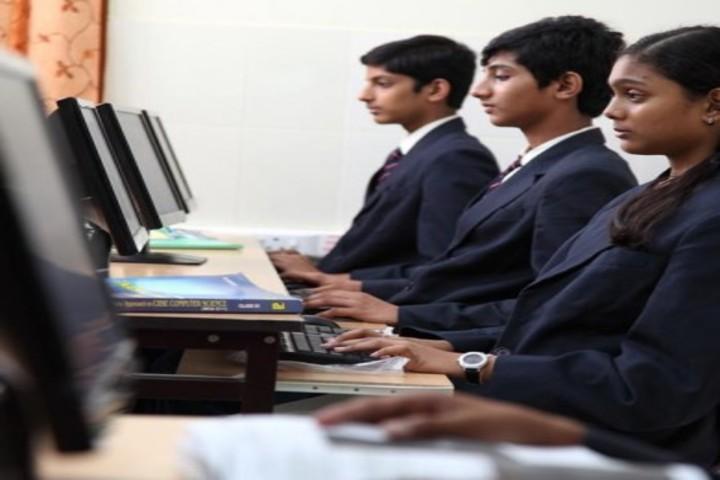 KCP Siddhartha Adarsh Residential Public School - Computer Lab