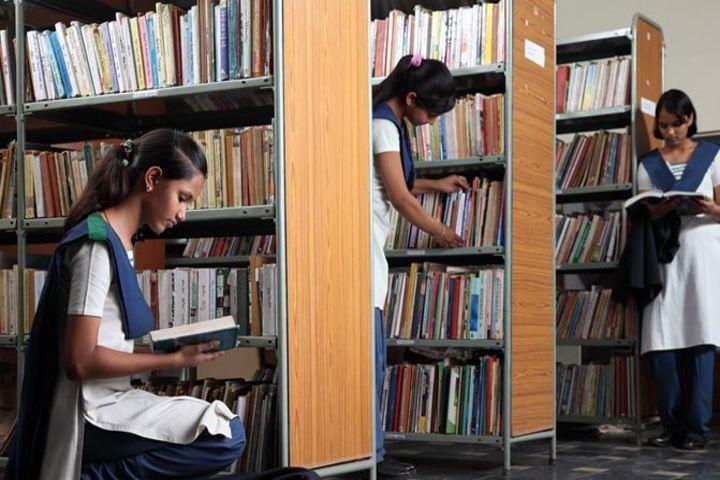 KCP Siddhartha Adarsh Residential Public School - Library