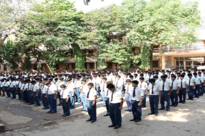 KCP Siddhartha Adarsh Residential Public School - Morning Assembly