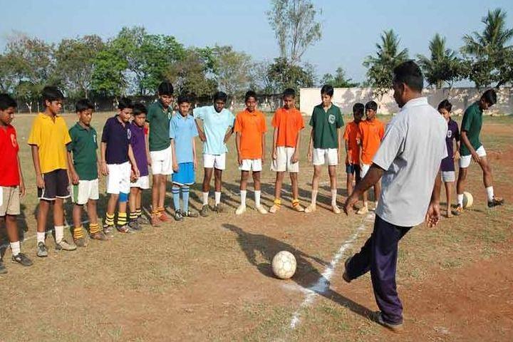 KCP Siddhartha Adarsh Residential Public School - Sports