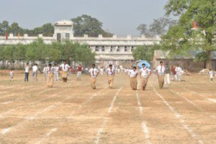 West End High School-Sports Day