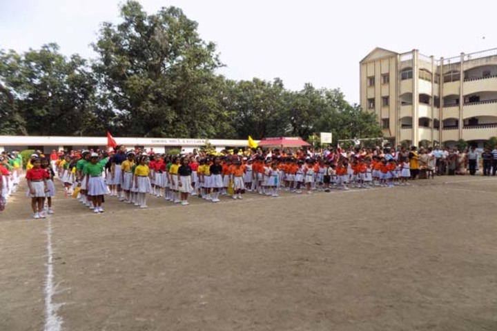 North Point English Academy-Sports Meet