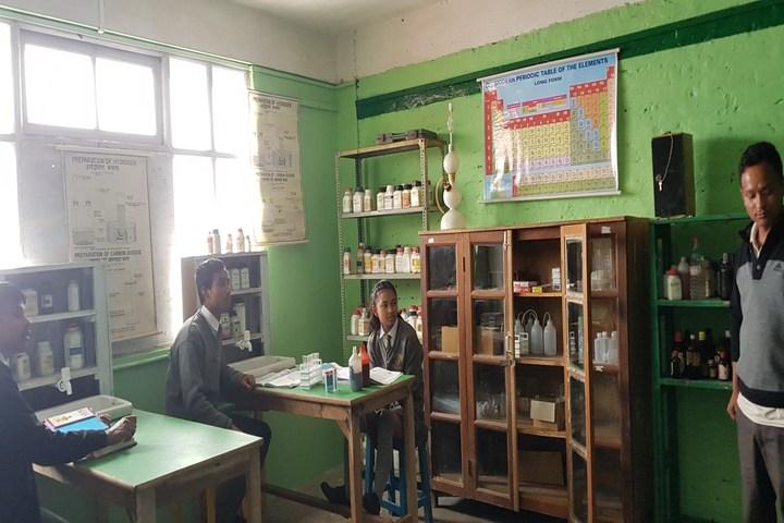 Camellia School-Chemistry Lab