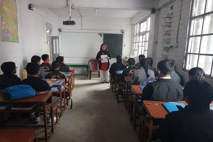 Camellia School-Classroom