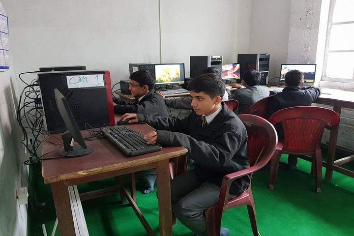 Camellia School-Computer Lab