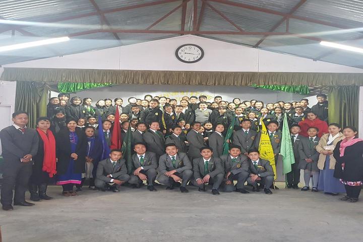 Camellia School-Investiture Ceremony