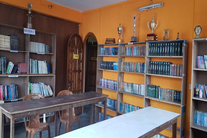 Camellia School-Library