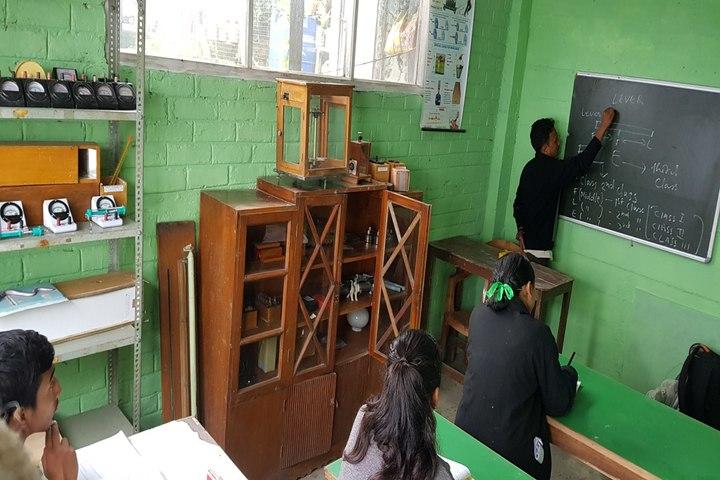 Camellia School-Physics Lab