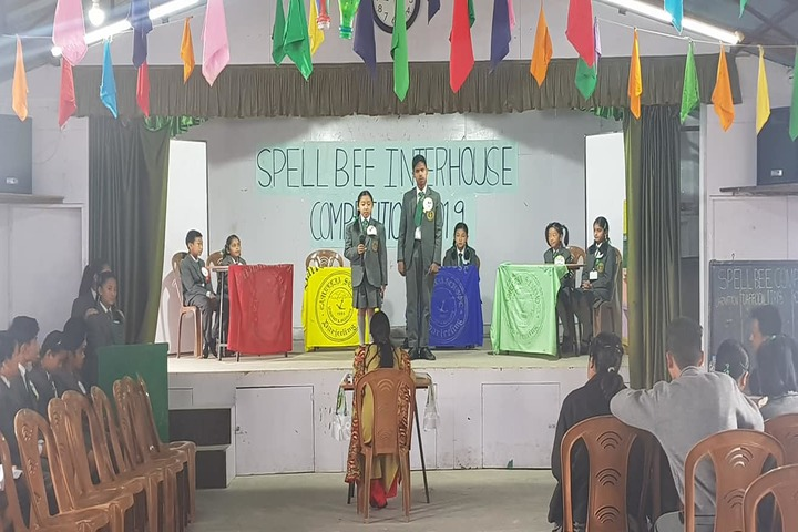 Camellia School-Spell Bee Competition