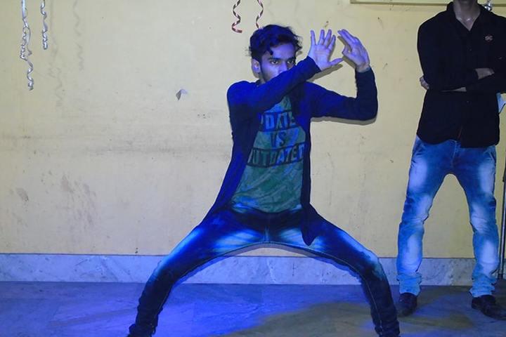 St Joseph Day School-Dance Competition