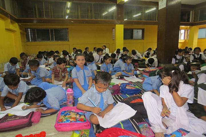 St Joseph Day School-Drawing Competition