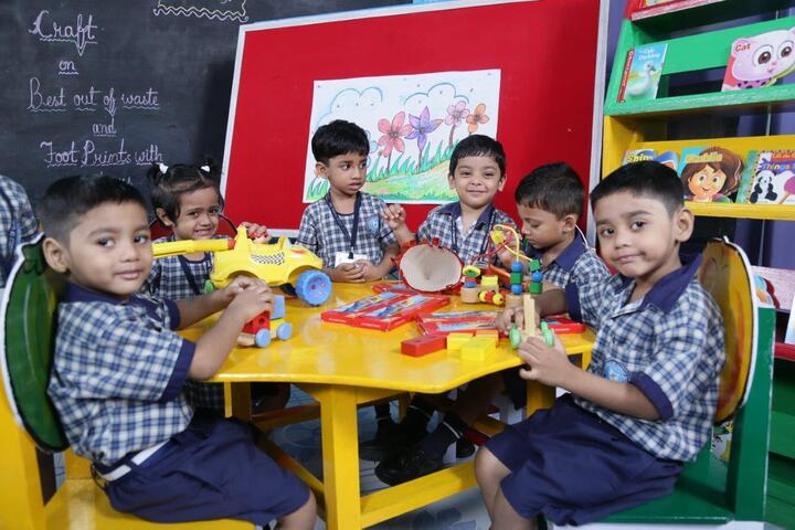 Assembly Of Christ School-Activity Room