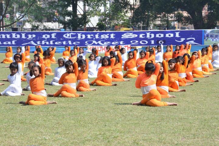 Assembly Of Christ School-Athletic Meet