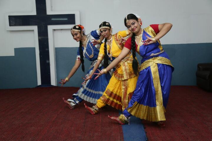 Assembly Of Christ School-Dance Room