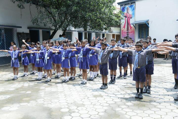 Assembly Of Christ School-Scouts Guide
