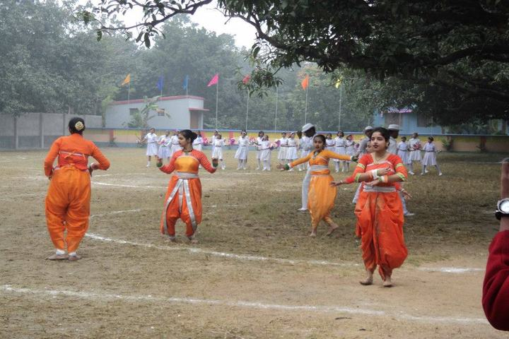 Holy Family School-Sports Day