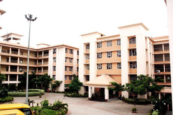 Adamas International School-Campus