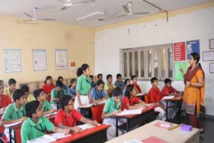 Adamas International School-Class room