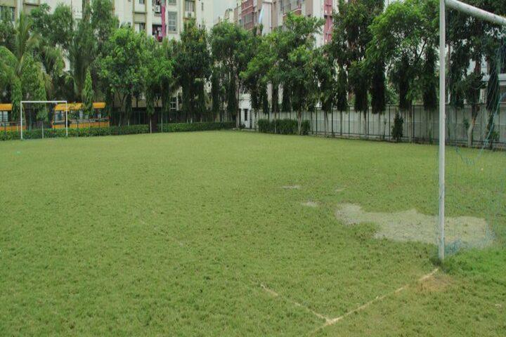 Adamas International School-Play Ground