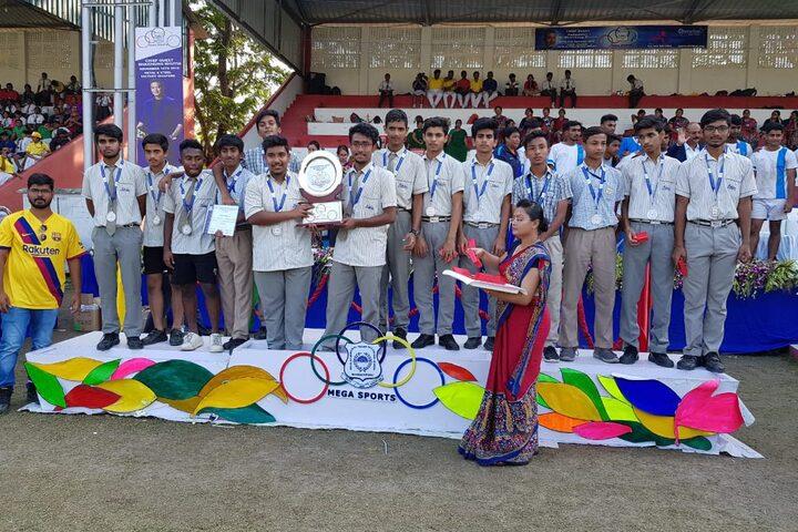 Adamas International School-Sports Meet