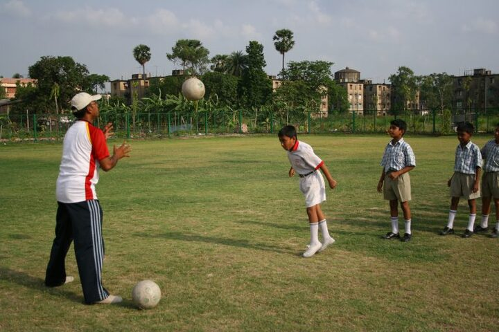Adamas International School-Sports