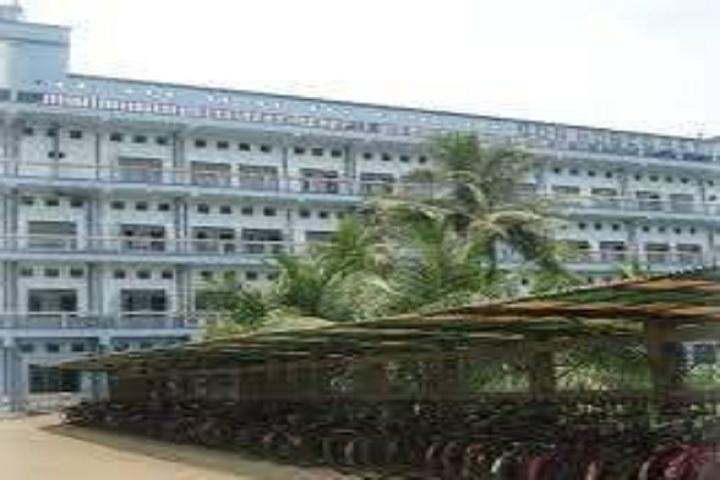 Don Bosco Self Employment Research Institute-School Building