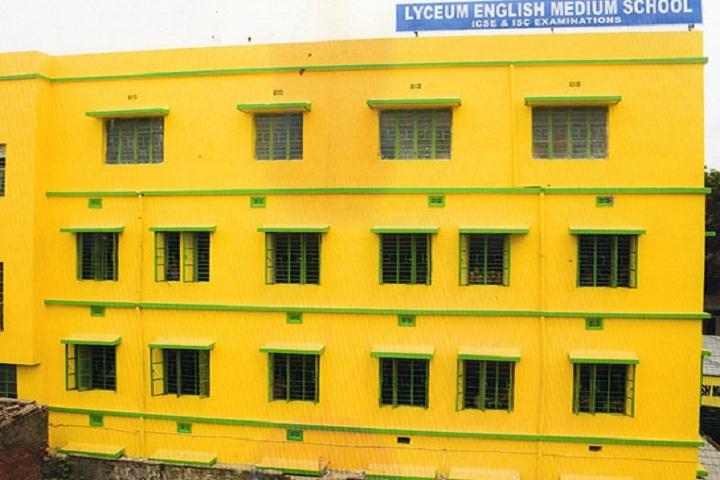 Lyceum English Medium School-Campus