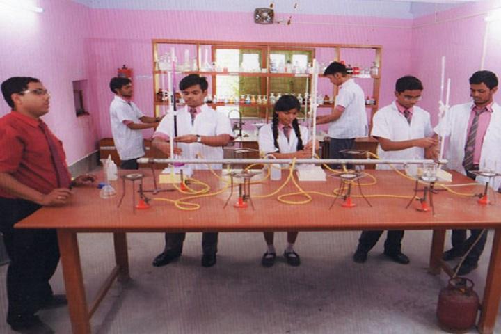 Lyceum English Medium School-Chemistry lab