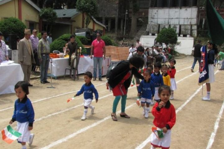 Sunshine High School-Annual Sports Day