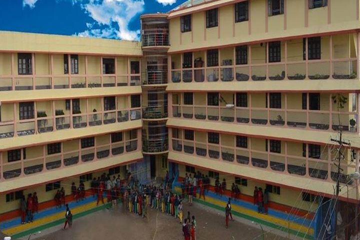 Sunshine High School-Campus