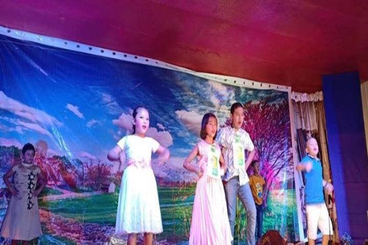Sunshine High School-Dance