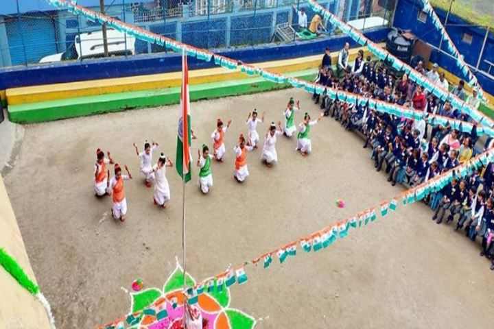 Sunshine High School-Independence Day Celebrations