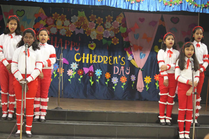 Holy Family Convent School-Christams Celebrations