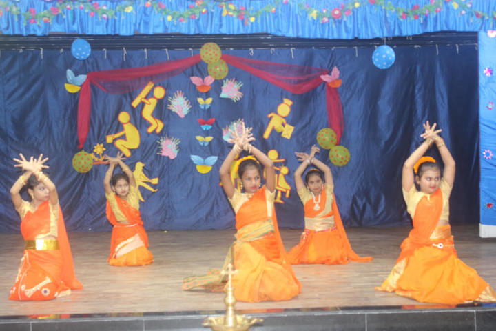 Holy Family Convent School-Dance