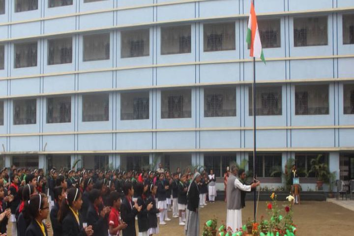 Holy Family Convent School-Republic Day Celebrations