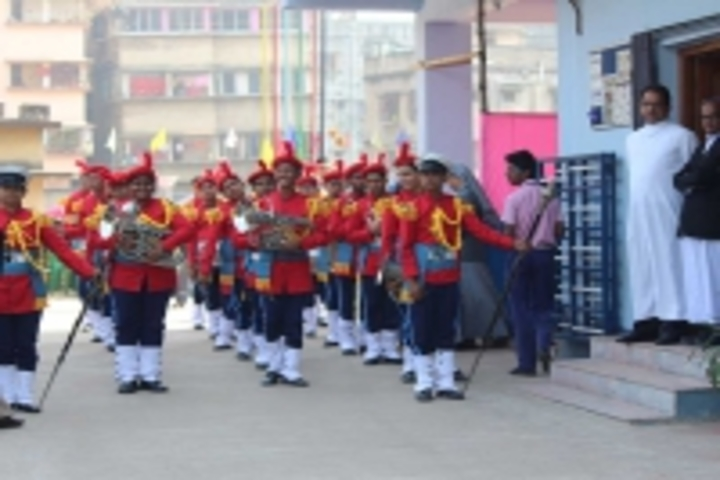 Holy Family Convent School-School Band