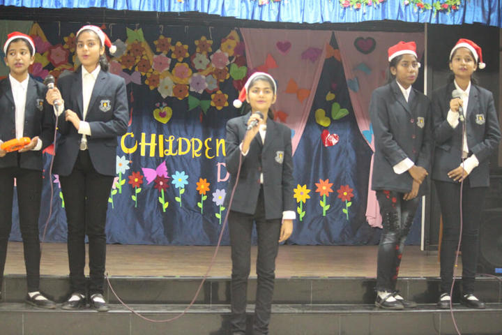 Holy Family Convent School-Singing