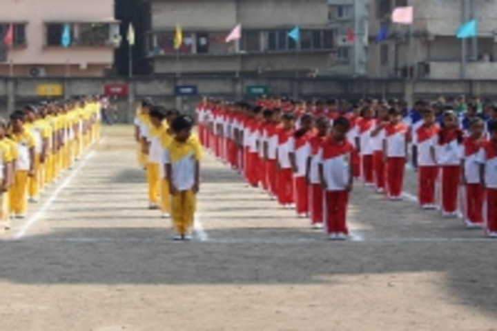 Holy Family Convent School-Sports Meet