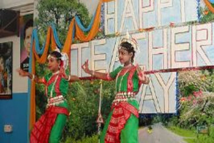 Don Bosco School-Cultural Dance