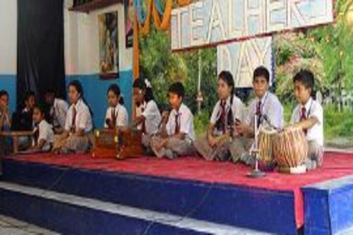 Don Bosco School-Instrumental Music