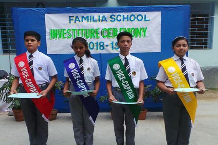Familia School-Investiture Ceremony