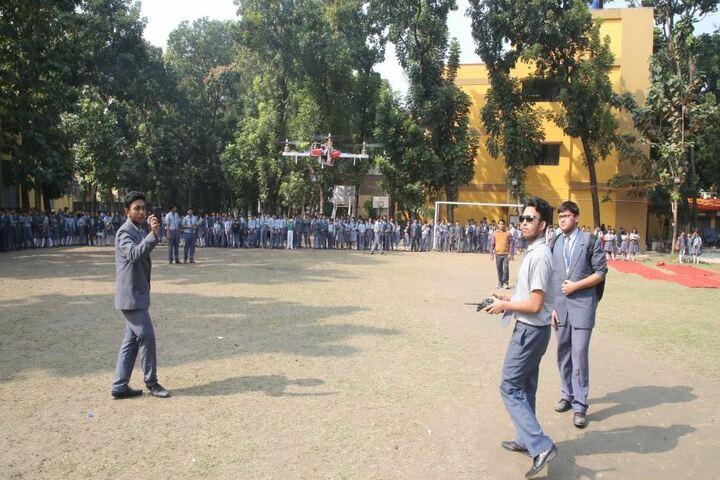St Stephens School-Activity