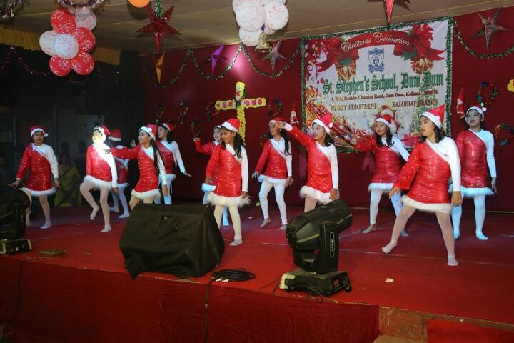 St Stephens School-Christmas Dance