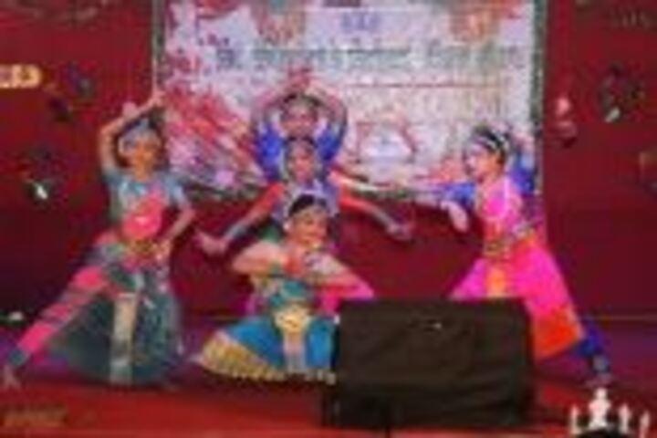 St Stephens School-Cultural Dance