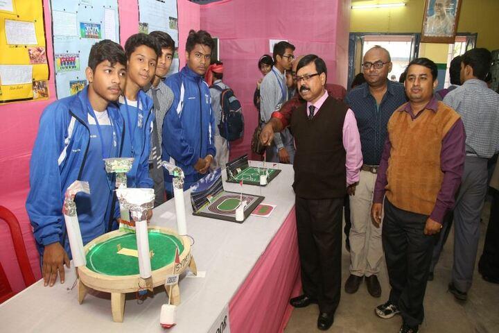 St Stephens School-Science Exhibition