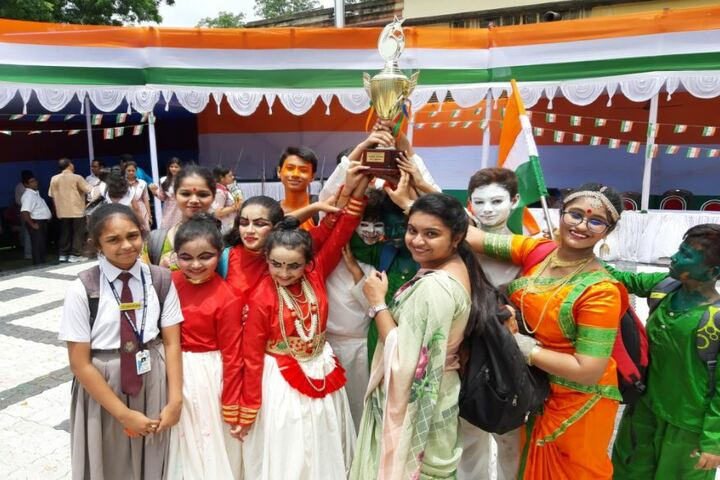 Don Bosco School-Felicitation
